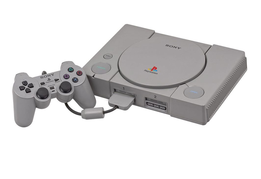 PlayStation 1 вечная легенда