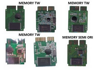 MEMORY Card PS2 Taiwan & China