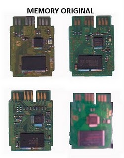 MEMORY Card PS2 original